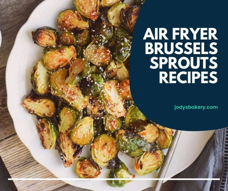 AIR FRYER BRUSSELS SPROUTS RECIPES