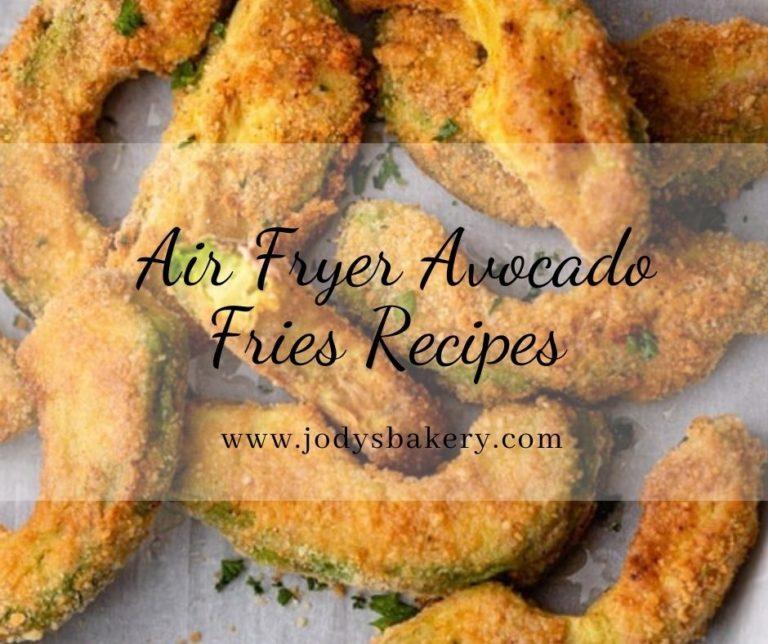 Air Fryer Avocado Fries Recipes