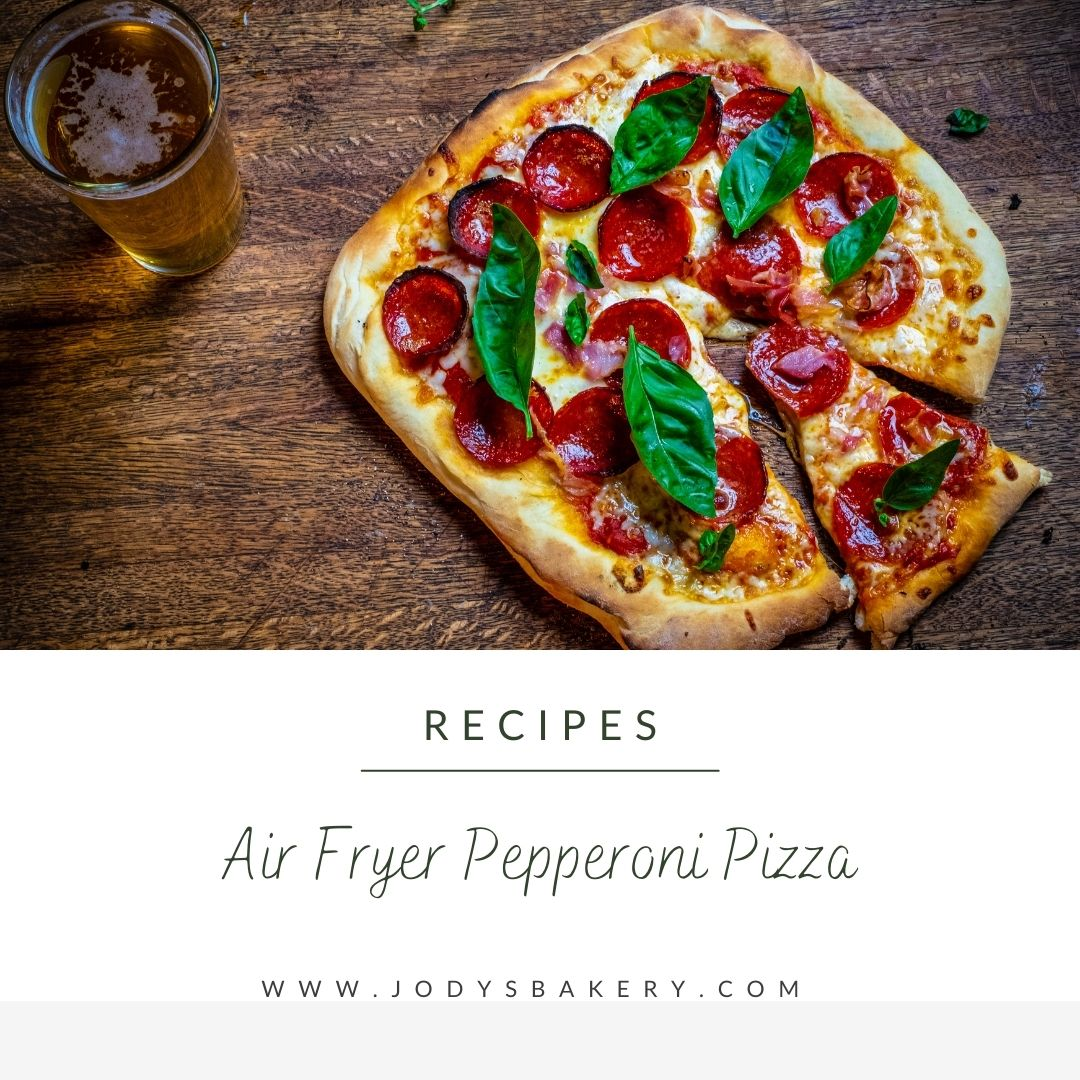 Air Fryer Pepperoni Pizza Recipes