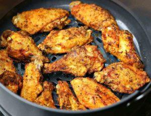 Best frozen food for air fryers - Frozen Chicken Wings