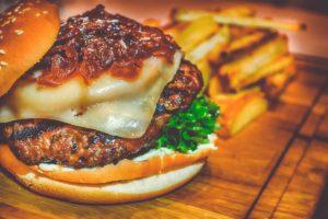 Best frozen food for air fryers - Frozen Hamburgers