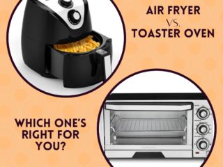 Air Fryer vs. Toaster Oven - which one's right for you?