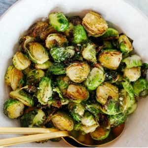 enjoy Brussels Sprouts