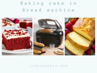 Baking cake in Bread machine