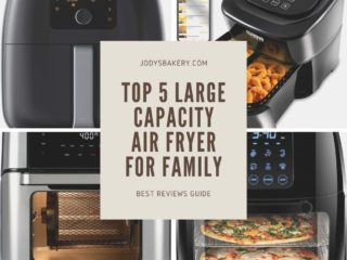 Top 5 large capacity air fryer for family - Best Reviews Guide