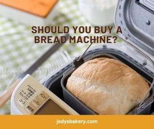 Should you buy a bread machine