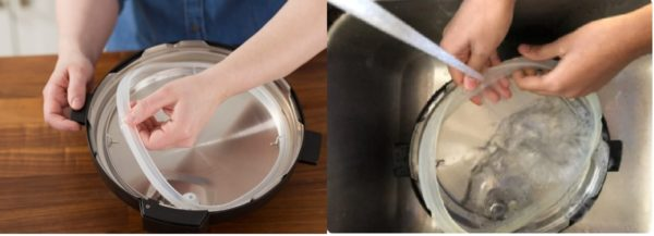How to Clean an Instant Pot Sealing Ring