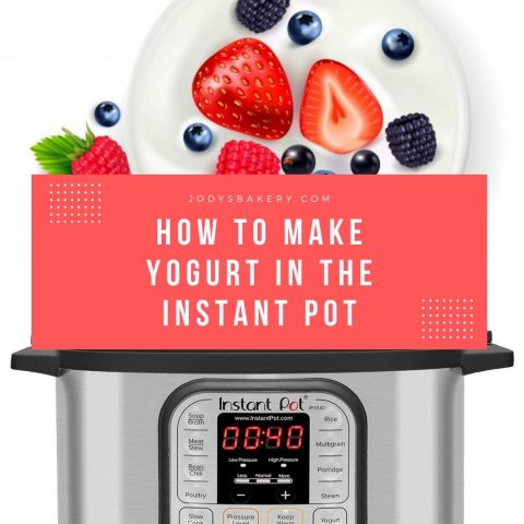 How to make yogurt in the Instant Pot
